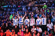 Students at We Day