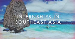 Interships in South East Asia