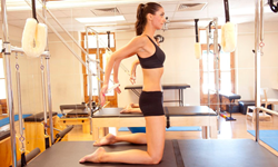 Toning at Inner Strength Pilates