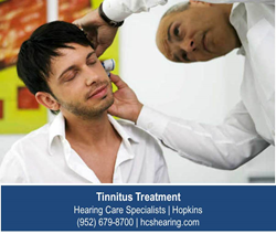 Tinnitus Treatment - Hopkins, MN - Hearing Care Specialists