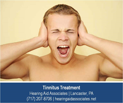 Tinnitus Treatment - Lancaster, PA - Hearing Aid Associates