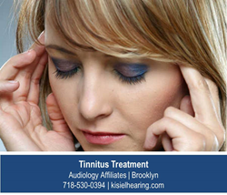Tinnitus Treatment - Brooklyn - Audiology Affiliates
