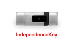 IndependenceKey portable encryption device