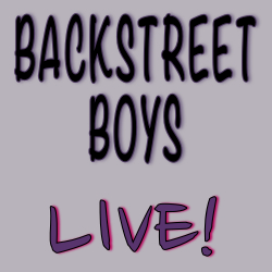 Backstreet Boys Presale Tickets