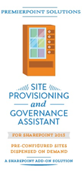 Site Provisioning and Governance Assistant (SPGA) for SharePoint logo