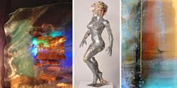 SURFACES opens April 6 at A New Leaf Gallery | Sculpturesite