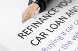 refinancing your car