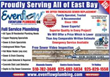 Oakland Sewer Repair Discounts are Now Being Offered by Evenflow Plumbing for Sewer Replacement, Testing and Repair