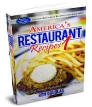 americas restaurant recipes review