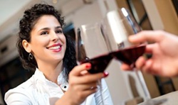 benefits of red wine review