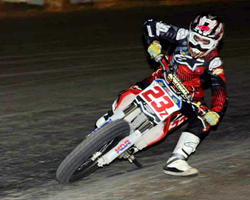 james monaco, monaco racing, CFTA, California Flat Track Association, Chowchilla Speedway