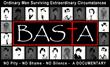 """""""BASTA, No Pity, No Shame, No Silence. A Documentary"""