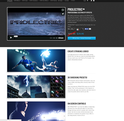 ProLectric - Pixel Film Studios - FCPX - Final Cut Pro X - Plugins and Effects