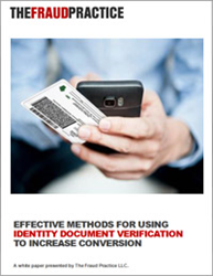 Effective Methods for Using Identity Document Verification to Increase Sales Conversion