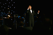 Hugo Ramos sings the National Anthem during the LLUCH Foundation Gala on Thursday, March 13.