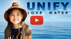 Unify Love Water with Ta'Kaiya Blaney