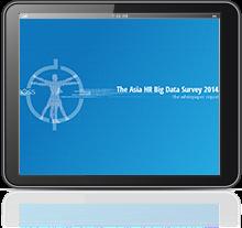 2014 Asia HR Big Data Survey, sponsored by HRBoss