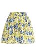 Chiffon Skirt, Floral Skirt, Print  Skirt
