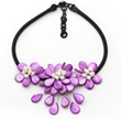 Good News: Shell Flower Necklace Now On Sale on Aypearl.com