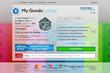 The My Goods Locker website