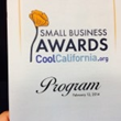 The Inn on First Receives CoolCalifornia Climate Leader Award