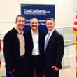 With Michael Erke, Legislative Assistant for Senator Lois Wolk.