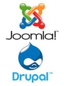 Joomla vs Drupal