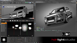 HDR Light Studio CINEMA 4D plug-in