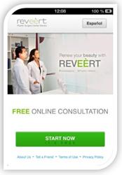 Reveert Online Consultation App by VisitandCare.com