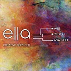 Ella Creative Services :: Web, Design, Analysis