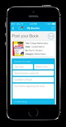 MyBeeble App Screen Shot