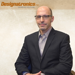 Jacques Lemire, P.Eng. is appointed Vice President of Sales and Marketing of Designatronics, Inc.