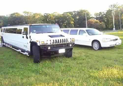 Stretch Hummer Limo of CT