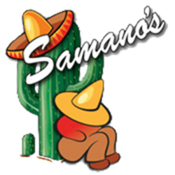Samano's logo, Samano's Mexican Restaurant in Cudahy, WI
