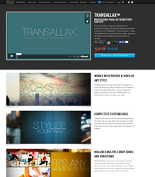 Pixel FIlm Studios - Transitions - FCPX Effects - Final Cut Pro X Plugins