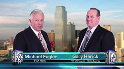 FSXinterlinked host, Michael Fugler, interviews Hinto Energy VP of Finance