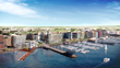 Phase 1 of The Wharf in Washington, DC's Southwest Waterfront...