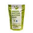 Pooki's Mahi Ginger Matcha Matcha BUY @ http://pookismahi.com/collections/matcha-tea/products/ginger-matcha-matcha-man-tea