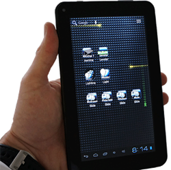 Lippert Components, Inc. (LCI®) is pleased to announce that Forest River's new Work and Play fifth-wheel Catalyst brand RV is the first to feature LCI's touch-screen, Android-based Linc Pad wireless tablet to control several key functions.