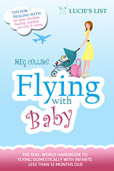 Flying with Baby eBook Cover