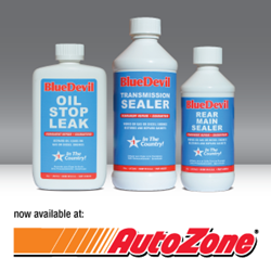 BlueDevil Products Expands Offerings on the Shelves of AutoZone®