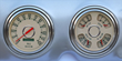 New Vintage USA Gauge Package for 1947-53 Chevy/GMC Truck, Speedometer and Quad Gauge