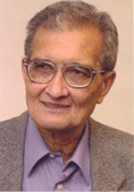 Nobel Laureate Amartya Kumar Sen