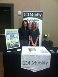 101 Mobility Atlanta at the Atlanta Senior Expo