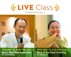 Live Class Special March 18-19, 2014