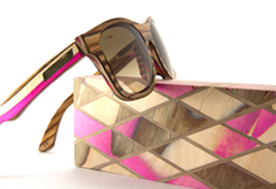 wood sunglasses, arc-iris, wood eyewear, sunglasses