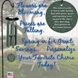 Whimsical Winds Wind Chimes Spring Sale