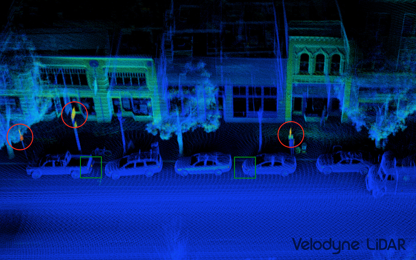 Velodyne LiDAR Technology Achieves Breakthrough in Mobile Mapping ...