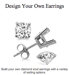 Design Your Own Diamond Jewelry