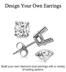 Design Your Own Diamond Jewelry